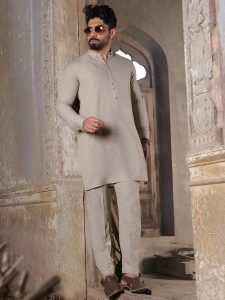 Almirah Menswear Kameez Shalwar Winter Look 2021
