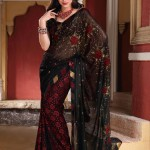 Awesome Winter Womens Saree Designs 2021