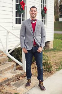 Mens Christmas Outfits Ideas Charming Look 2021