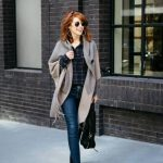 Perfect Winter Travelling Outfits Design Cute Look 2021