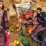 Sana Safinaz Fashion Designer Winter Shawl Look 2021