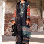 Sana Safinaz Pre Fall Winter Shawl Looking Prints 2021