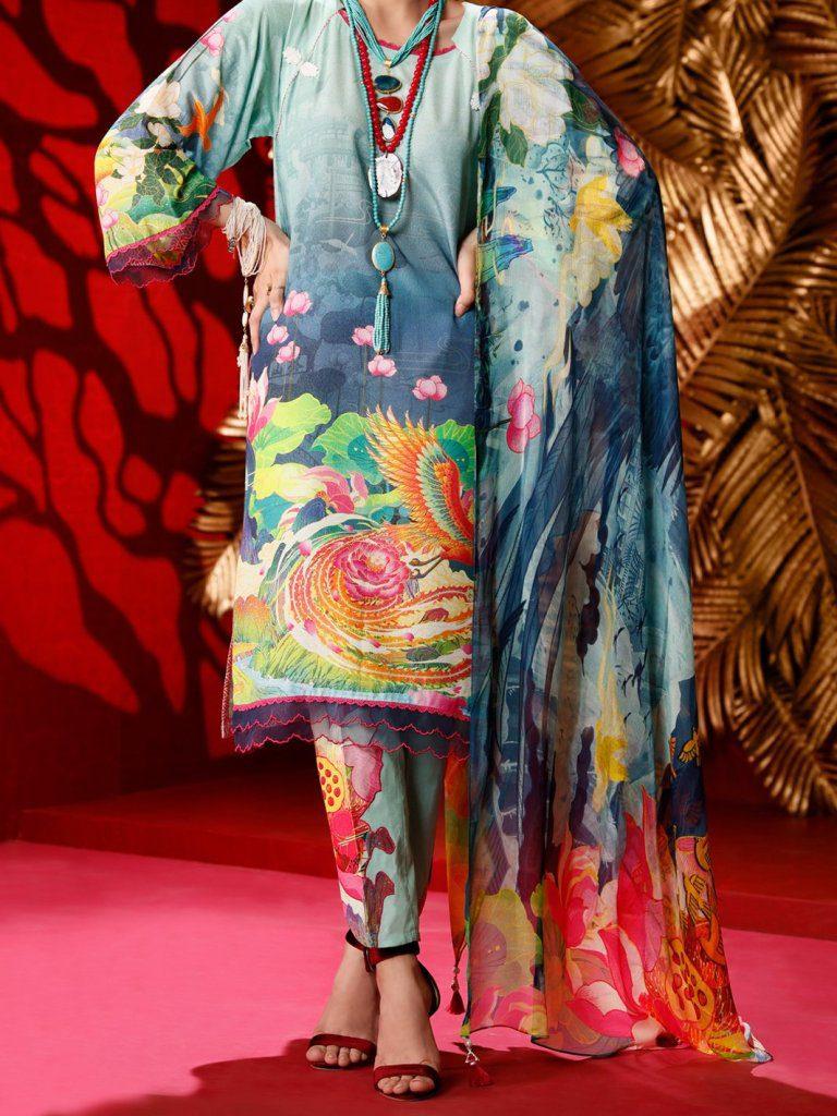 Almirah Winter Arrival 2021 Womens Fashion Design