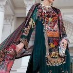 Gul Ahmed Fashion Designer Winter Silk Clothes 2021