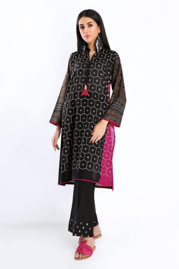 Khaadi luxury Velvet Winter Look Womens Clothes 2021