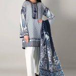 New Year Khaadi Kurta style celebrity Fashion Look 2021