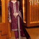 Ramsha Velvet Winter Unstitched Womens Clothes 2021