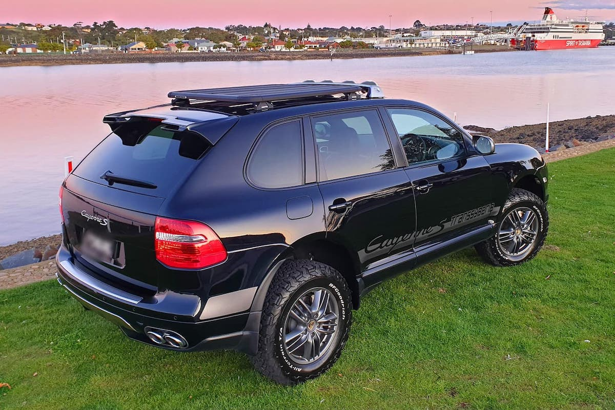 Super Rare Porshe 4×4 IN Tasmania Car Modal 2021