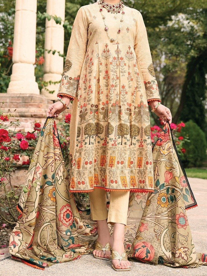 Almirah Lawn Summer Stunner Embroidery Suits Designer 2021