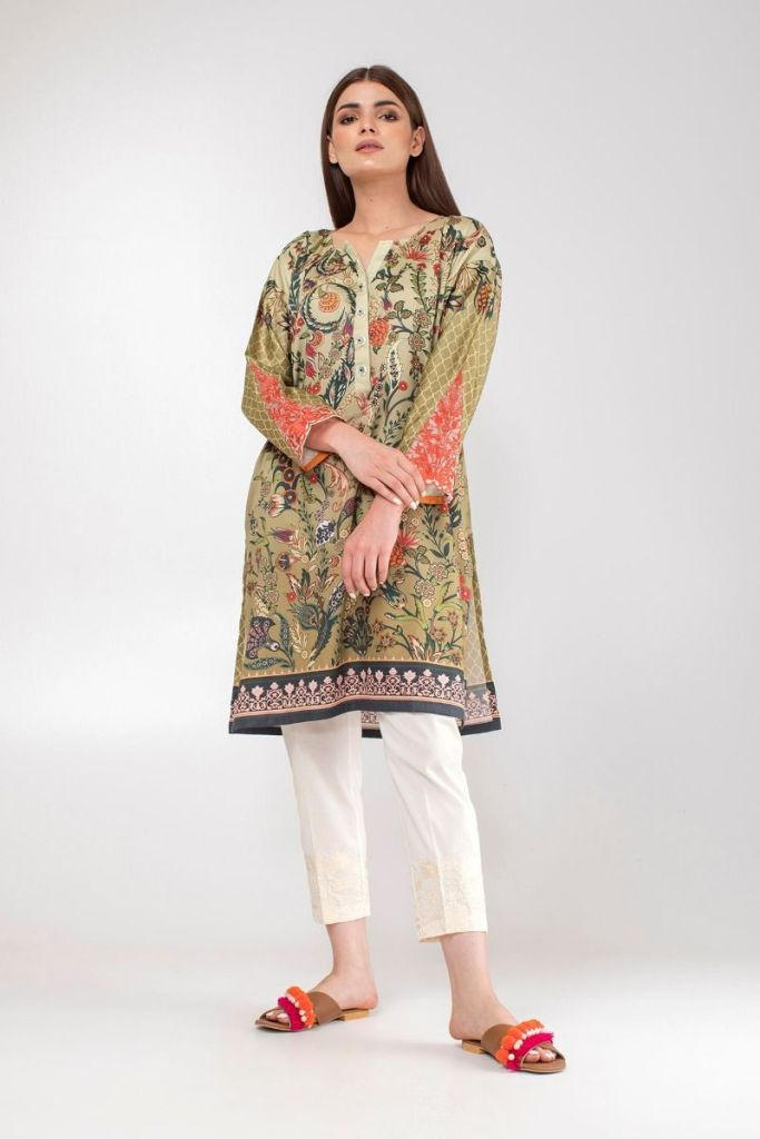 Awesome Khaadi Online Lawn Looks 2021 Collection With Price