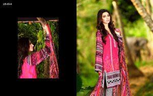 Awesome Umar Sayeed Eid Summer Lawn Prints 2021'