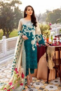 Exclusive Charizma Eid Summer Printed Lawn Looks 2021