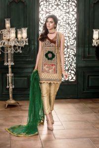 Latest Khuda Baksh Creations Lueur Casual Eid Wear Dresses 2021
