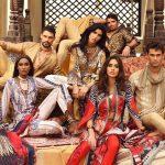 New Faraz Manan Eid Summer Lawn Digital Prints 2021 Looks