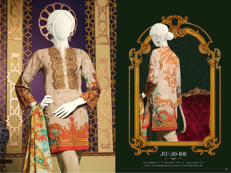 Old Fashioner Junaid Jamshed Eid's Designing 2021s