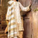 Trending Ready To Wear Lawn 2021' Frocks by Gul Ahmed