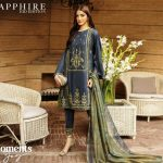 Old fashioned Sapphire Eids Sale Designers 2021s Looking