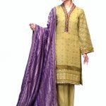 Ramdan Mithe Eid's Bonanza Satrangi Eid Lawn Designing 21s
