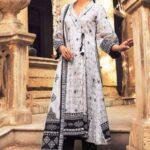 Fashion Pulis Summer Gul Ahmed Black & White Lawn Sale 2021s