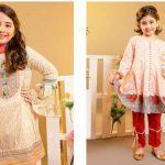 Charizma Kids Festive Pret Eid Design 2018