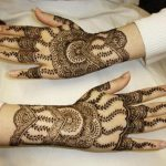 Eid Qurban Perfact Mehndi Design 2018.it needs persevering and practice to draw it with no blemishes. Punjabi mehndi plans are celebrated for their interesting style and outlines