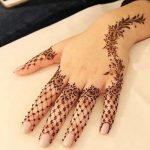 Awesome Mehndi Fingers Designs Ideas 2018