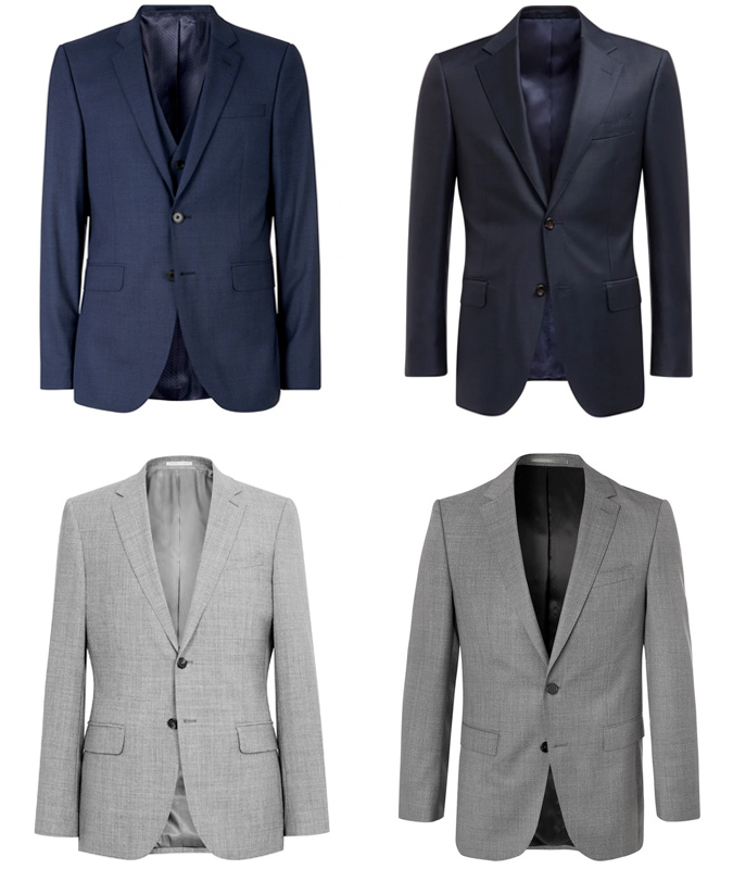 Awesome Mens Wedding Suit Design 2018
