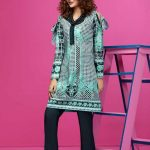 Gul Ahmed Cambric Pre Fall Ideas Suit 2018