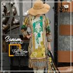 VS Textile Mills Unstitched Cotton Winter Suit 2018