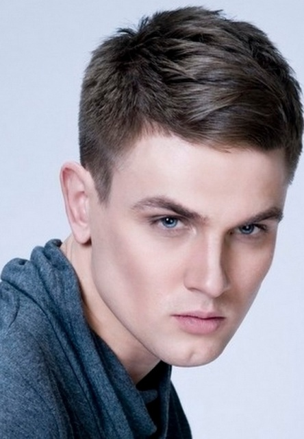 Amazing Mens Short Hair Cut Designs 2018
