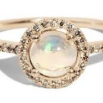 Awesome Ethereal Opal Engagement Rings 2018