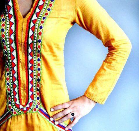 Excellent Sindhi Embroidery Salwar Kameez Ideas 2019