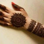 Eyes Looking Wedding Mehndi Designs 2019