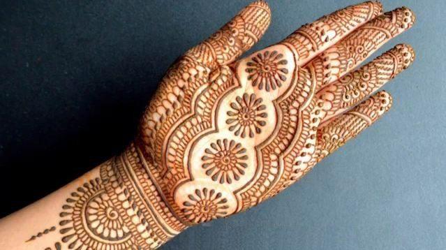 Eyes Looking Wedding Mehndi Designs 2019 7 Magazinevogue Com