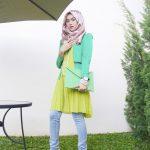 Muslim Girls Wear Hijab With Jeans Ideas 2019