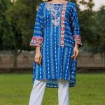 Zeen Ladies Awesome Unstitched Winter Dresses 2019