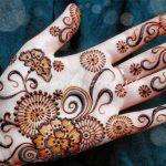 Beautiful Arabic Mehndi Design 2019 New Ideas