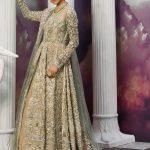 Best Saira Shakira Winter Bridal Wear Look 2019