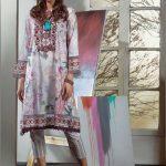 Bonanza Satrangi Impressive Winter Fashion Suit 2019