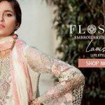Flossie Best Winter Luxury Chiffon Prints 2019