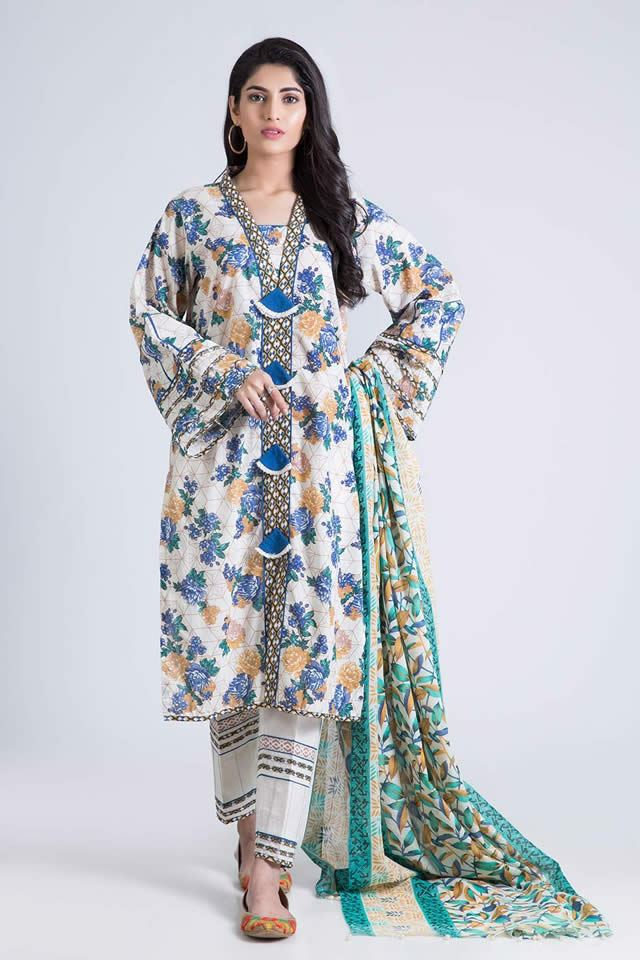 Awesome Bonanza Satrangi Spring Dresses Ideas 2019