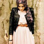 Elegent Abaya Hijab Styles For Beauti Girls 2019