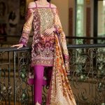 Excllent Gul Ahmed Formal Unstitched Designs 2019