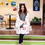 Winter Pakistani Girls Stunning Frock Designs 2019