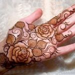 Wounderfull Stylish Mehndi Designs for Kids 2019