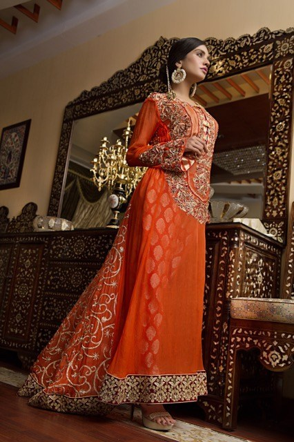 Nauman Arfeen Wedding Wear Stylish Look 2019