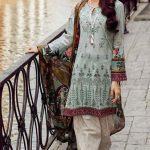 Onlain premium lawn Suitein Pakistan by Inzik Brand 2019