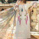 Sana Safinaz Luxury Lawn Looking Print 2019