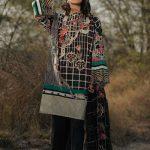 Excllent Beechtree Unstitched lawn Suit 2019