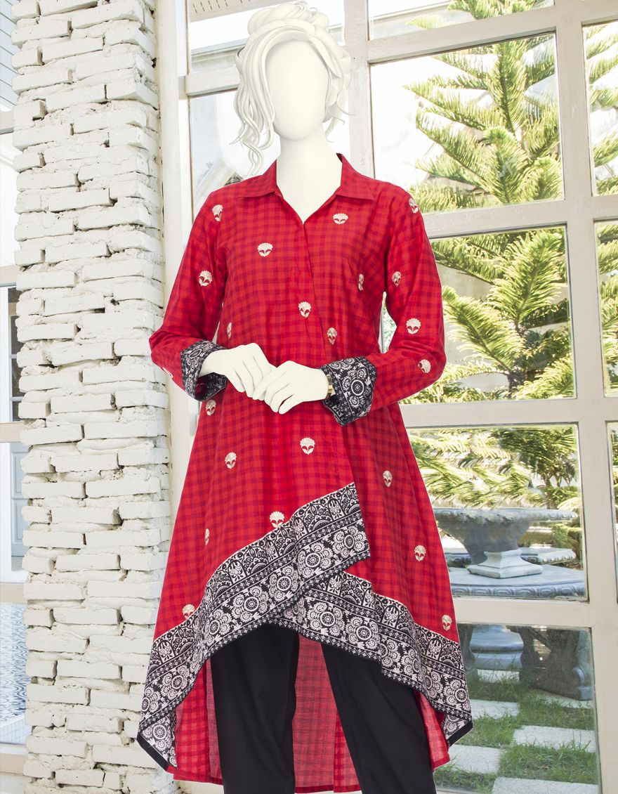 Excllent J. Summer Kurti For Grils Collection 2019